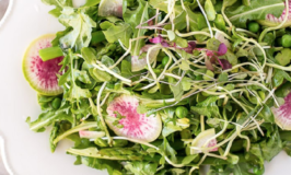 Eating for Spring and Spring Salads